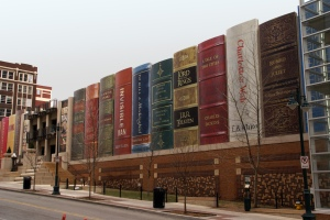 Kansas City Public Library Parking Garage, Kansas City USA