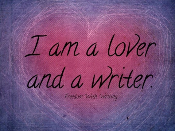 lover and wrtiter