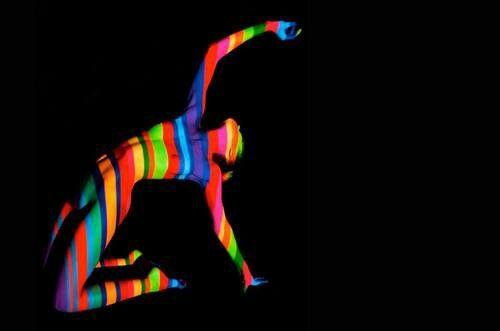 color nude art